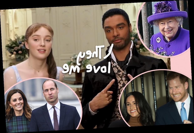 You'll Never Guess Which Royal Secretly Stans Bridgerton!!