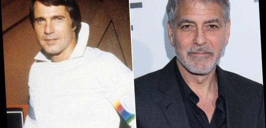 George Clooney gives 'Buck Rogers' reboot serious star power