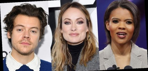 Candace Owens' Tweet to Olivia Wilde Resurfaces After News of Her Dating Harry Styles