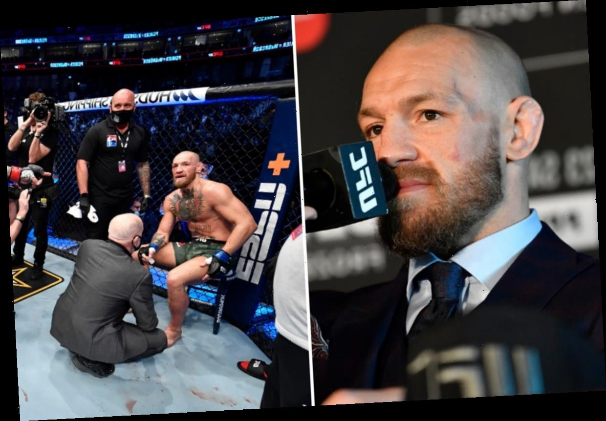 Conor McGregor says 'don't write me off yet' as he promises to use more grappling in rubber match with Dustin Poirier
