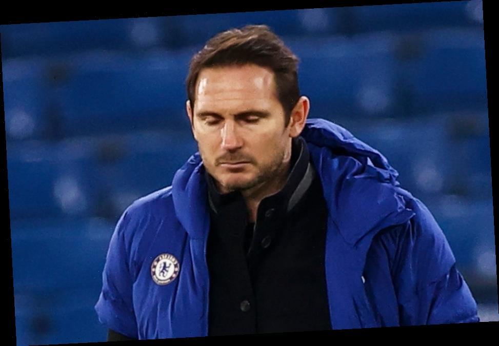 Chelsea endure worst start to Premier League season of 17-year Roman Abramovich era with Frank Lampard under pressure