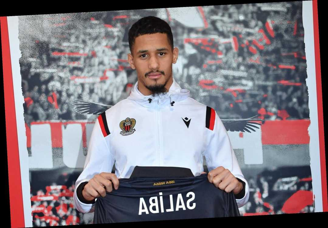 Arsenal loanee William Saliba wanted by Nice beyond end of season as chief drops hint and says 'a door is always open'