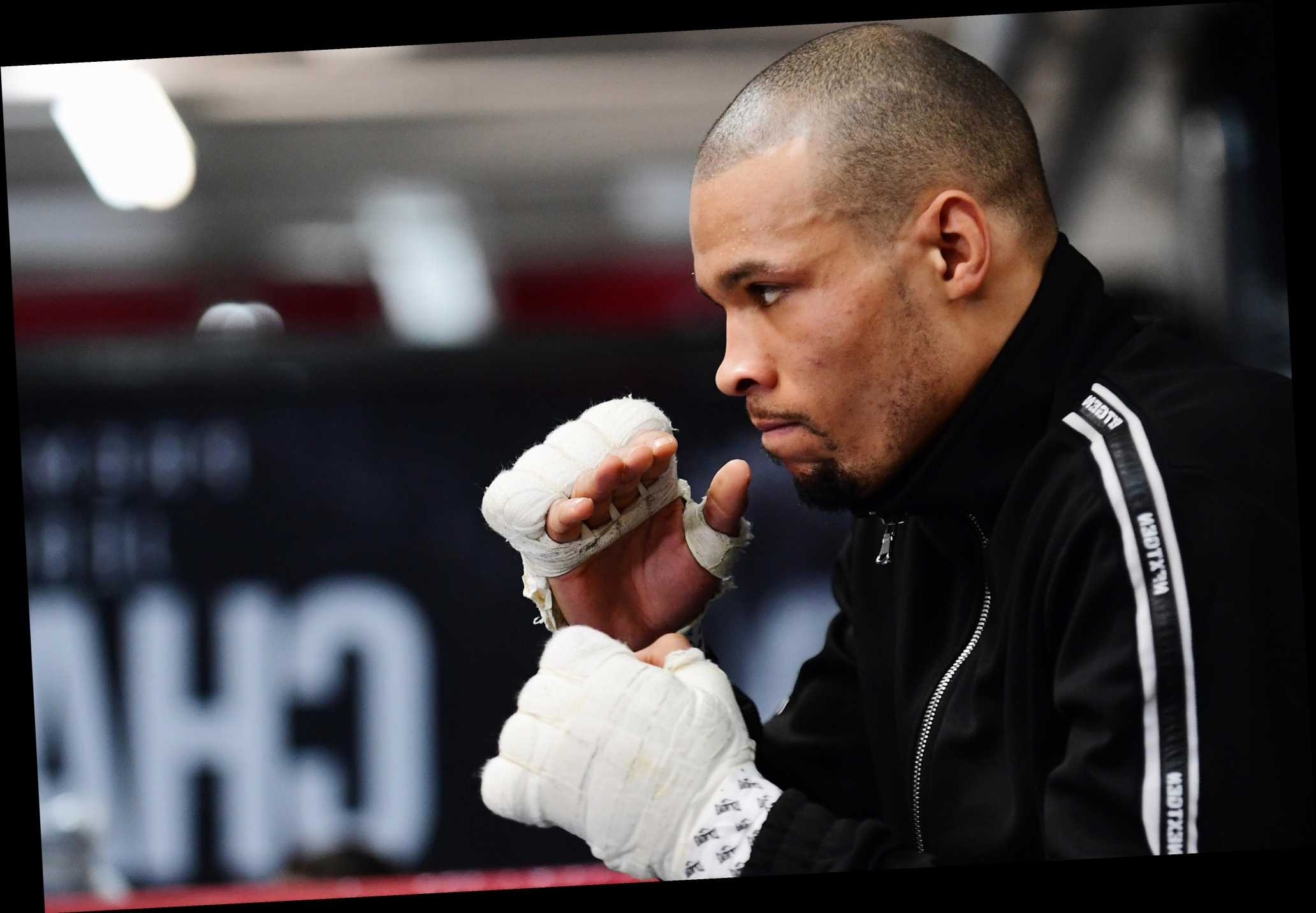 Chris Eubank Jr 'thrilled' to sign promotional deal with Sauerland and says he wants 'all the champions'