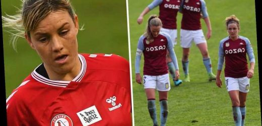 Evans wants Bristol City to bounce back 'with a bang' as Robins aim to avenge WSL loss to Aston Villa