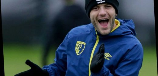 Jack Wilshere set to sign for Bournemouth on free transfer as ex-Arsenal star given career lifeline after West Ham exit