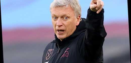 West Ham set to reward David Moyes with new contract at end of season as Hammers hunt for European spot