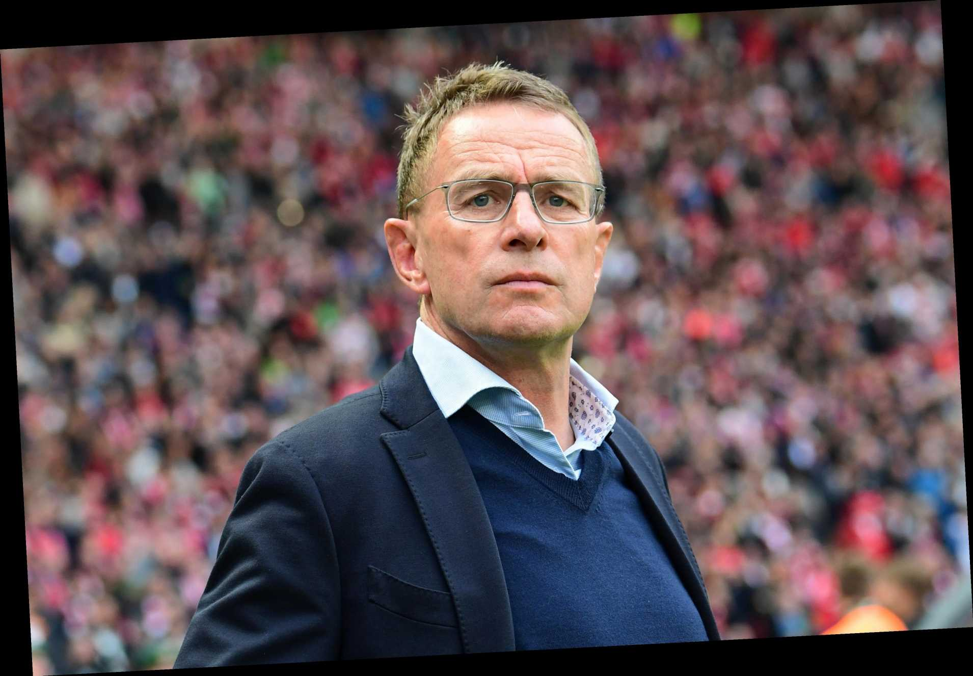 Ralf Rangnick 'snubbed Chelsea offer to replace Frank Lampard as interim manager after Leicester defeat'