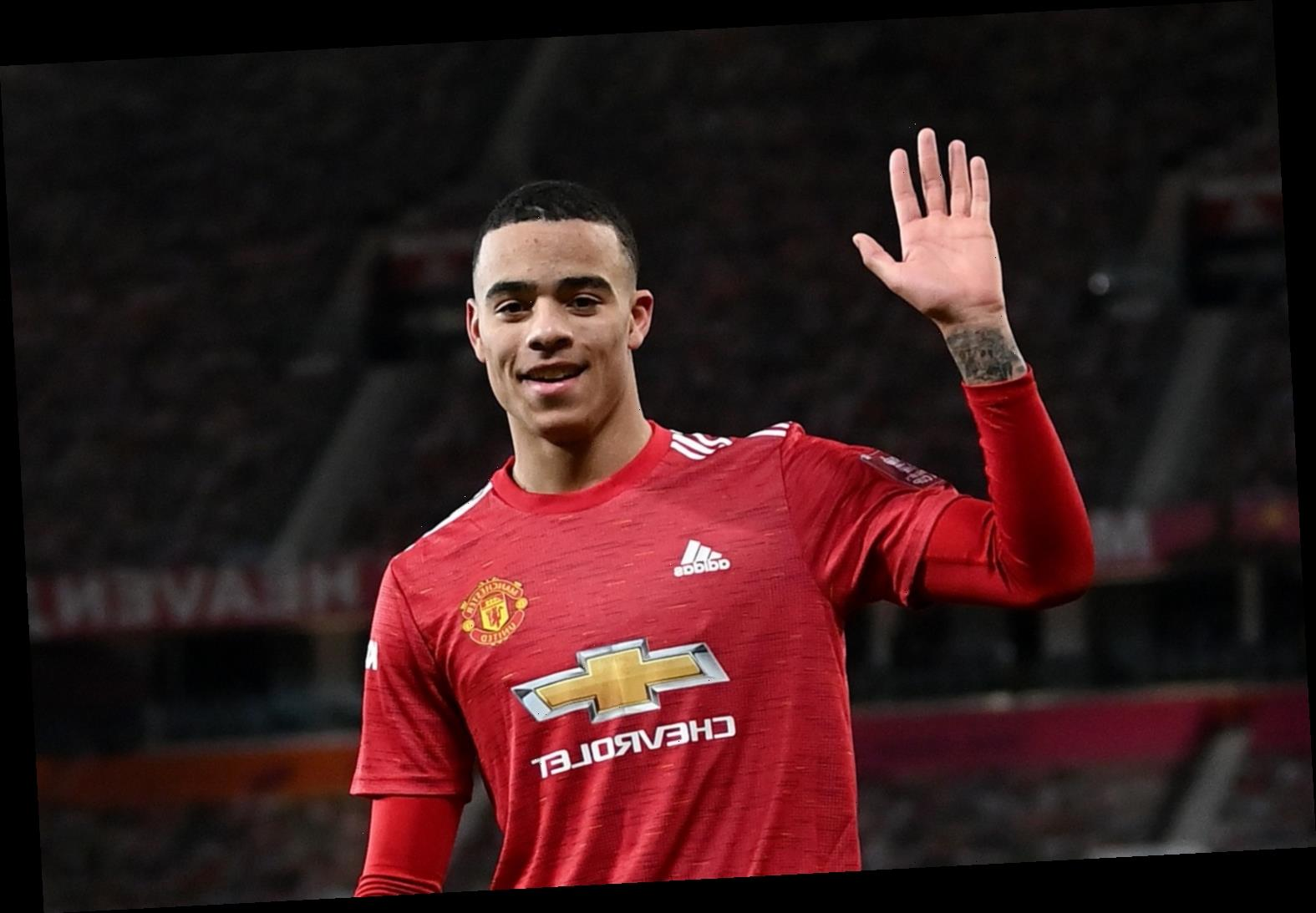 Mason Greenwood has 'matured' for Man Utd since England squad boot and concerns over 19-year-old's attitude