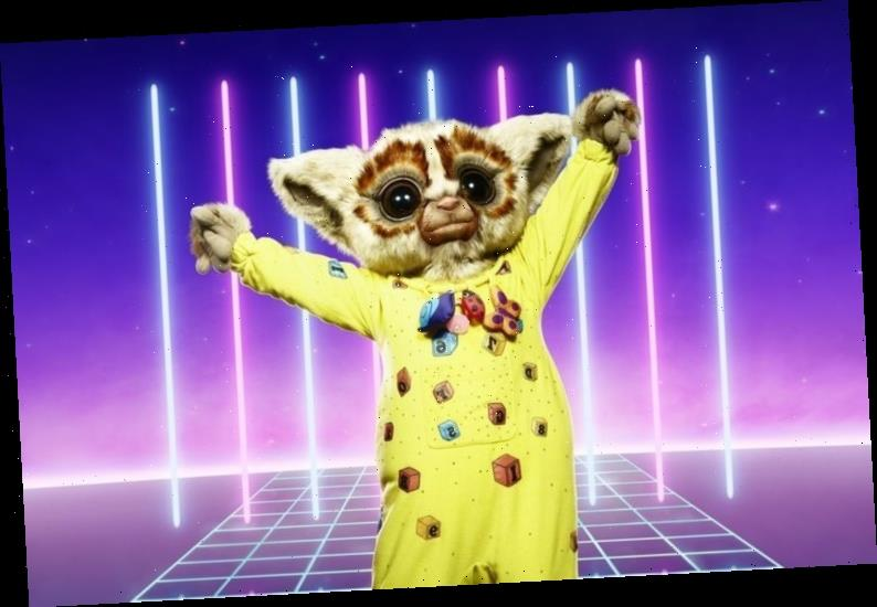 Who is the Bush Baby on The Masked Singer UK?