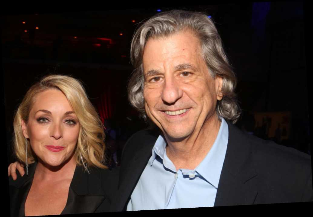 Jane Krakowski is actually dating famed architect David Rockwell