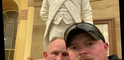 Two Off-Duty Virginia Cops Federally Charged After Taking a Selfie During U.S. Capitol Riots