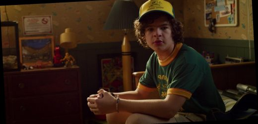 Gaten Matarazzo Says Filming Stranger Things Season 4 Is 'a Slower Process than Usual' amid COVID