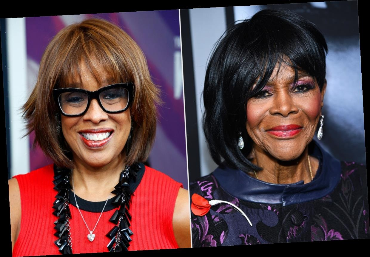 Gayle King Didn't Think Final Cicely Tyson Interview Would Be Their Last Together: 'She Had More Work to Do'