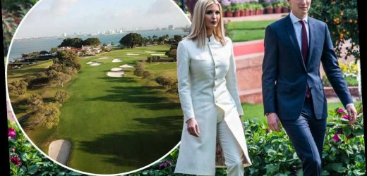 Ivanka Trump and Jared Kushner 'need not apply' to snooty Florida country club