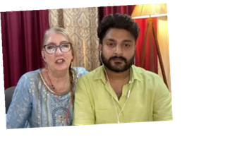 Jenny Slatten and Sumit Singh: We're STILL Not Married! The Clock is Ticking!
