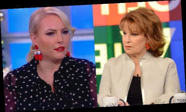 Meghan McCain Breaks Silence On Joy Behar's Diss After Her Return To 'The View': It's Been 'Rough'