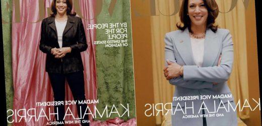 Vogue publishing new Kamala Harris cover after backlash