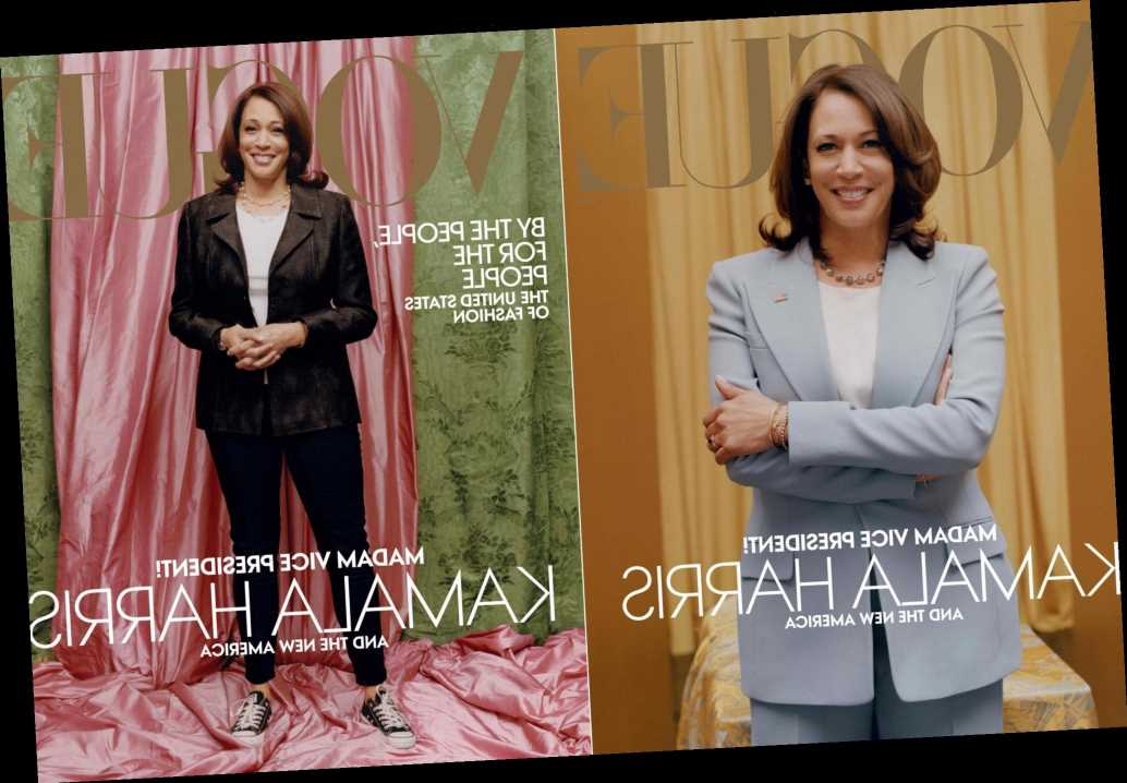 Vogue publishing new Kamala Harris cover after backlash