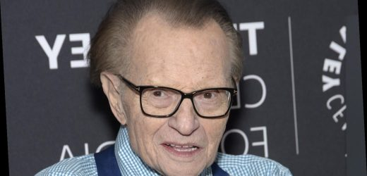 Larry King's Net Worth Is More Than You Might Think