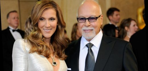 Celine Dion's Sweet Tribute To Her Late Husband