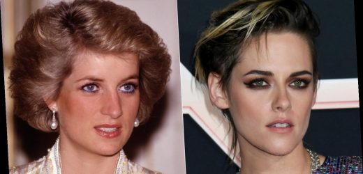 Kristen Stewart Is Unrecognizable As Princess Diana