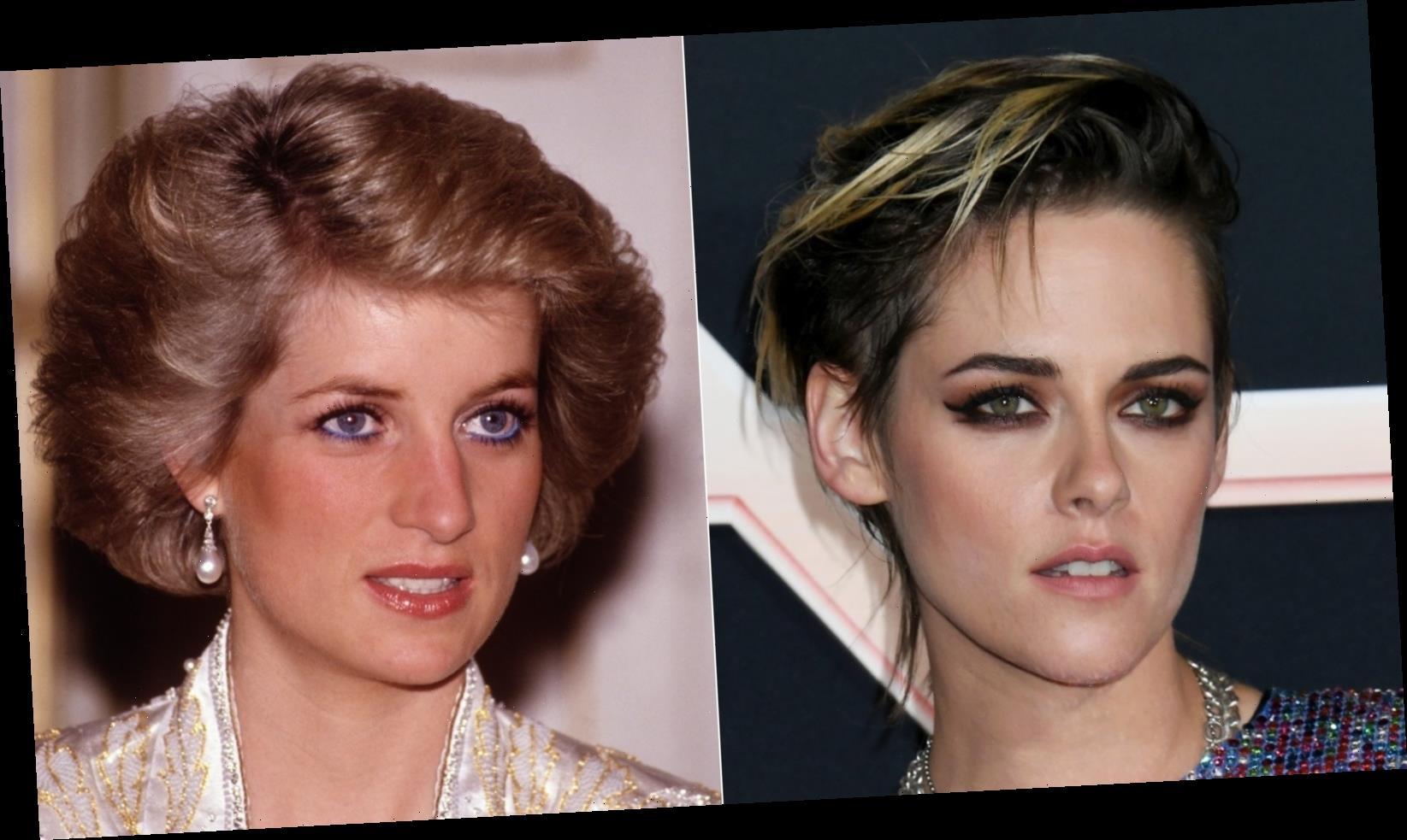 Kristen Stewart Is Unrecognizable As Princess Diana