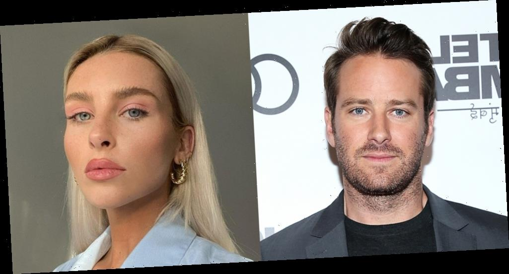 Armie Hammer's Ex-Girlfriend Claims He Carved an 'A' Into Her Body, Reveals Other Disturbing Details