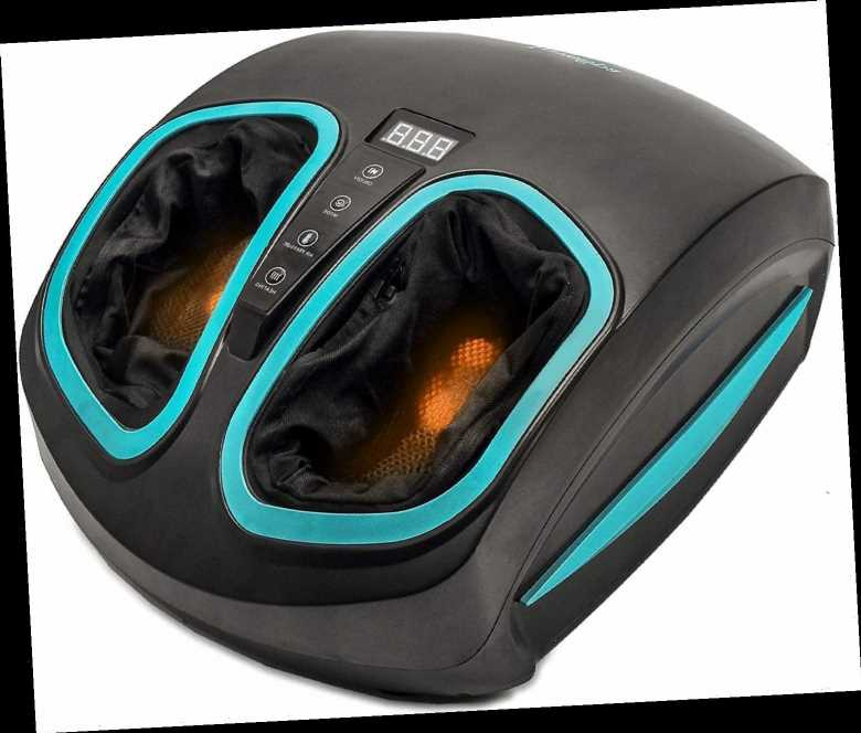 Shiatsu Foot Massager Machine is now 41% off – and it's perfect for home pampering