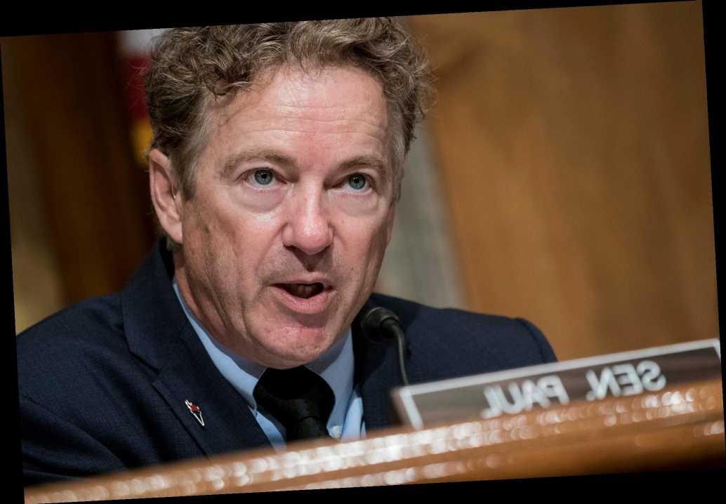 GOP senators blast Dems for moving forward with Trump impeachment trial