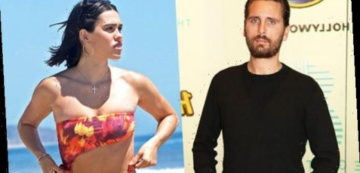 Scott Disick, 37, & Amelia Hamlin, 19, Reunite For New Year's Vacation With Friends In Mexico — Pics