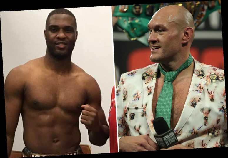 Tyson Fury offered sparring with Nigerian KO king Raphael Akpejiori to prepare for Anthony Joshua's devastating power