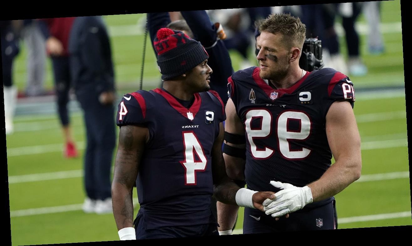Texans' J.J. Watt apologizes to Deshaun Watson after loss to Titans