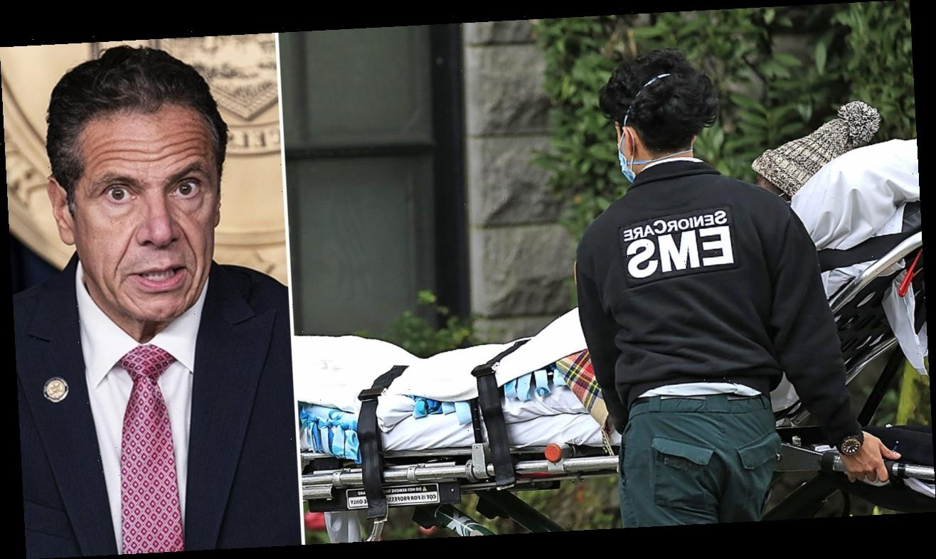 Gov. Cuomo's coronavirus response, deflections on nursing home deaths in New York: A timeline