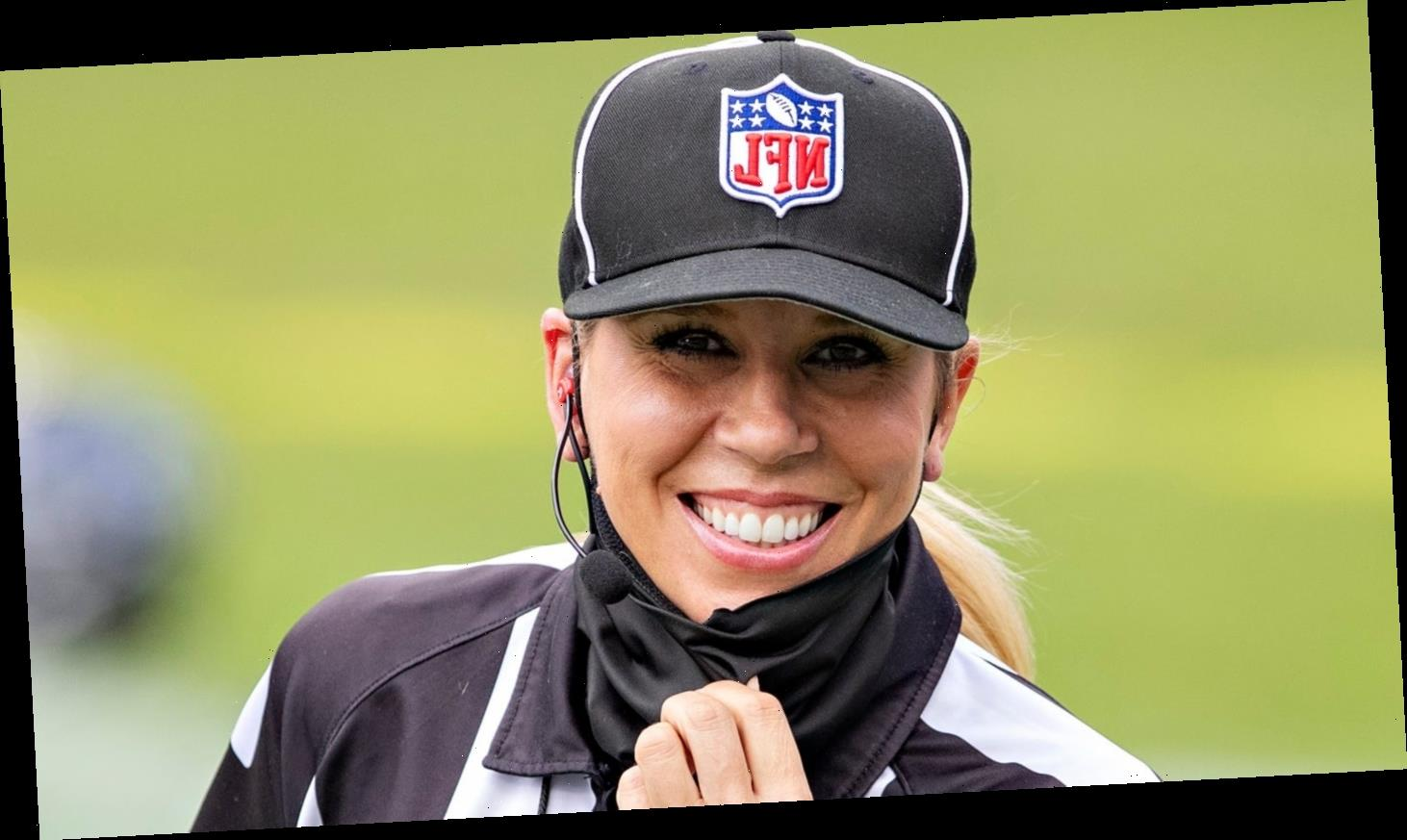 Opinion: Sarah Thomas earning Super Bowl officiating bid is a crucial moment in sports history