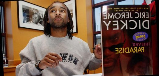 Eric Jerome Dickey, best-selling author, dies at 59