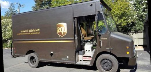 UPS driver fired after video shows racist tirade at home of Latino police officer