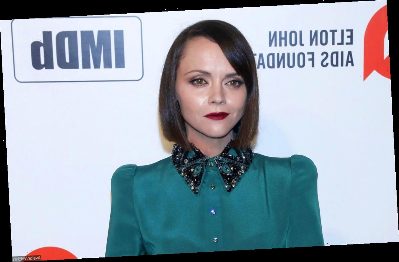 Christina Ricci Gets Restraining Order Against Husband After Becoming Trapped With 'Violent Abuser'