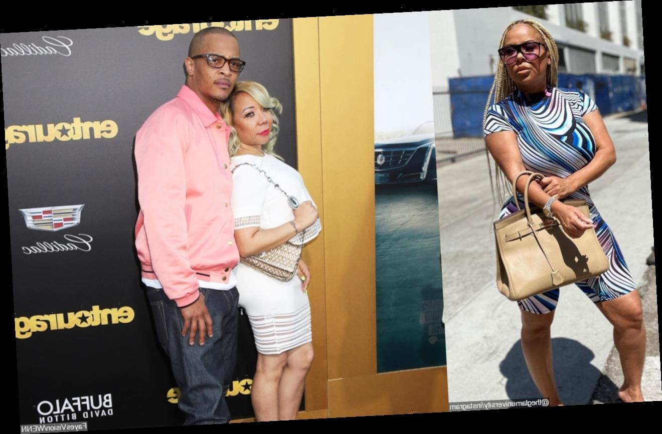 T.I.'s Accuser Wants to Take Lie Detector Test After He and Tiny Threaten Legal Action