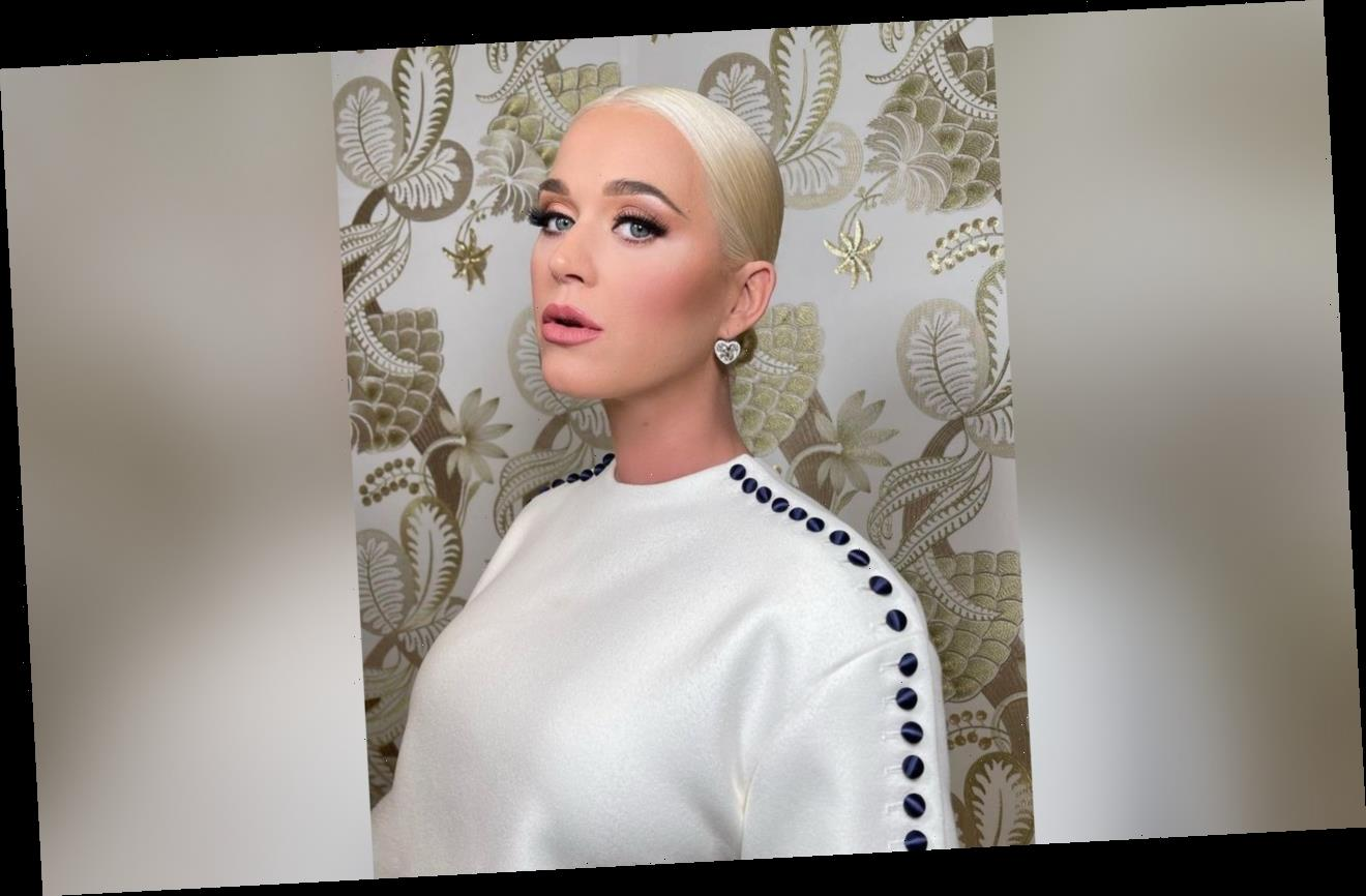 Katy Perry Learns to Be 'More Present' After Welcoming Daughter Daisy