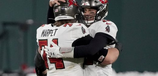 NFL: 43-year-old Tom Brady leads Tampa Bay Buccaneers to Super Bowl