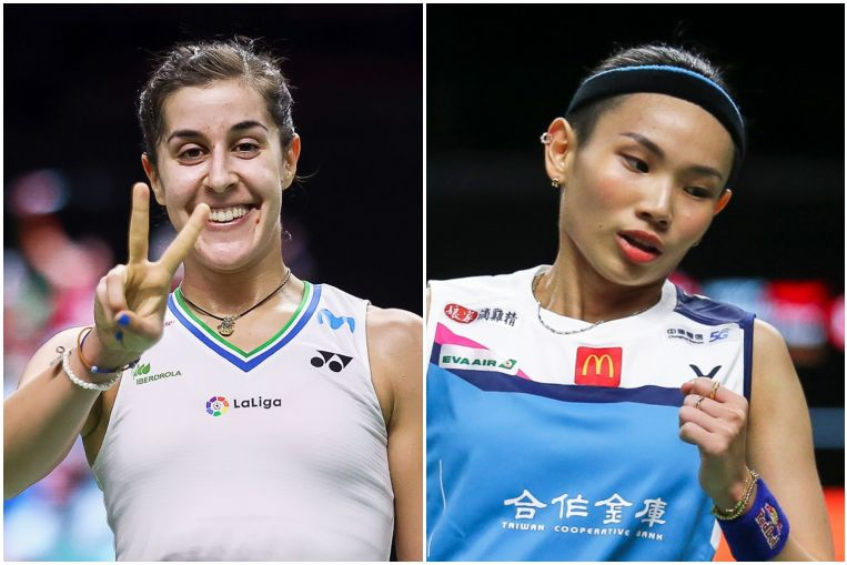 Badminton: Spain's Marin to face world No. 1 Tai in Thailand final for second straight week
