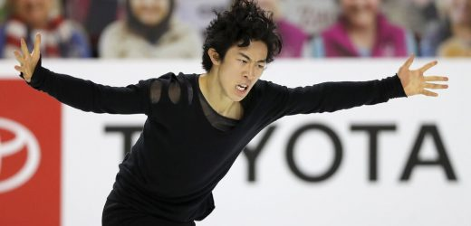 With Another Olympic Chance in View, Nathan Chen Dominates on the Ice