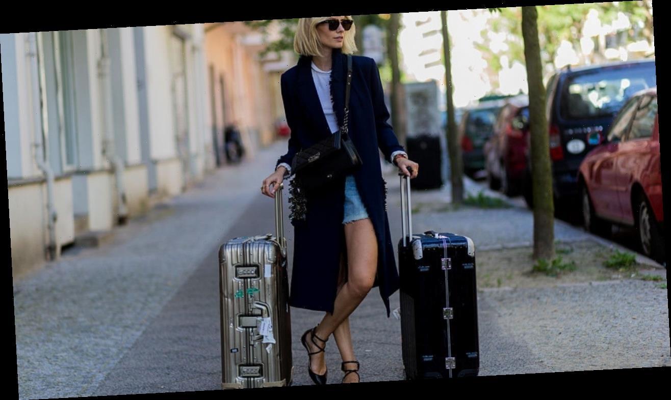 Best Amazon Valentine's Day Deals on Luggage – Tumi, Samsonite & More