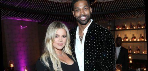 Khloe Kardashian's Daughter True Cheers on Tristan During Celtics Game