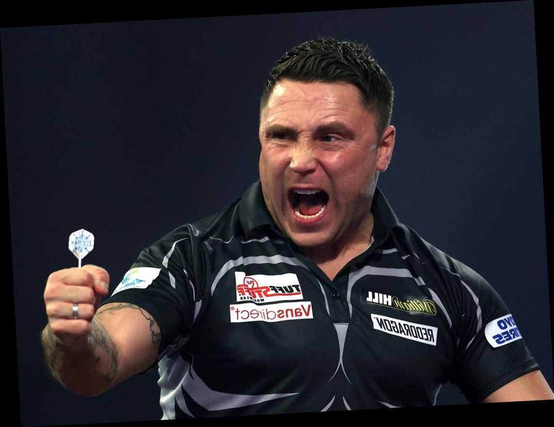 Gerwyn Price to receive rugby honour after PDC World Championship triumph