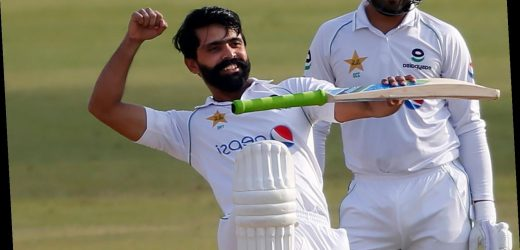 Fawad Alam scores brilliant century to put Pakistan ahead against South Africa in first Test
