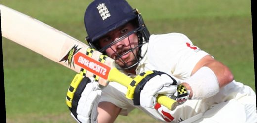 England opener Rory Burns unfazed by minimal preparation ahead of India series