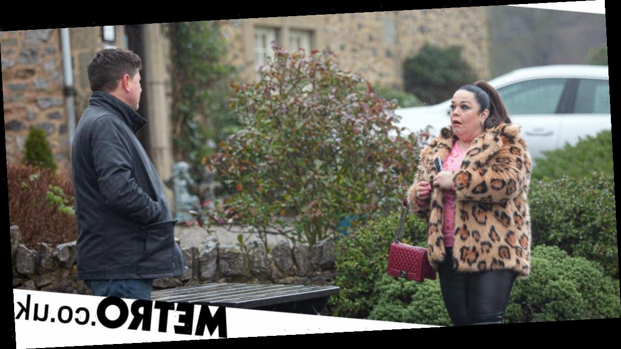 Spoilers: Mandy reunites with Paul as the wedding is back on in Emmerdale