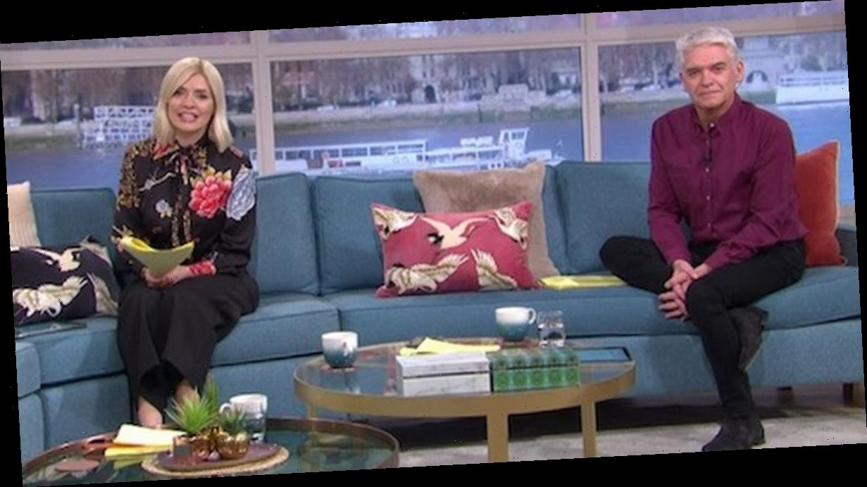 This Morning suffers technical blunder as Holly Willoughby cannot be heard