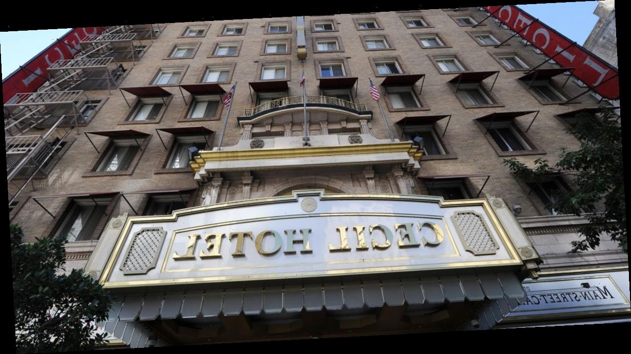 Inside Cecil Hotel's blood-soaked history – from paranormal activity to murders